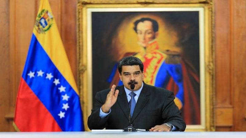 مادورو مستعد لفتح صفحة جديدة مع إدارة بايدن