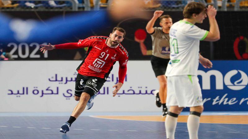 منتخب مصر إلى ربع نهائي مونديال كرة اليد