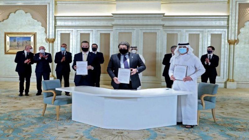 تطبيقًا لاتفاقيات التطبيع: استئناف العلاقات الدبلوماسية مع المغرب وفتح سفارة صهيونية في الإمارات