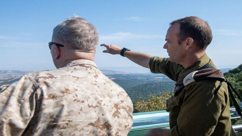 القيادة المركزية للجيش الأمريكي تتولّى الملفّ الاسرائيلي ومسؤولها يزور الكيان هذا الأسبوع