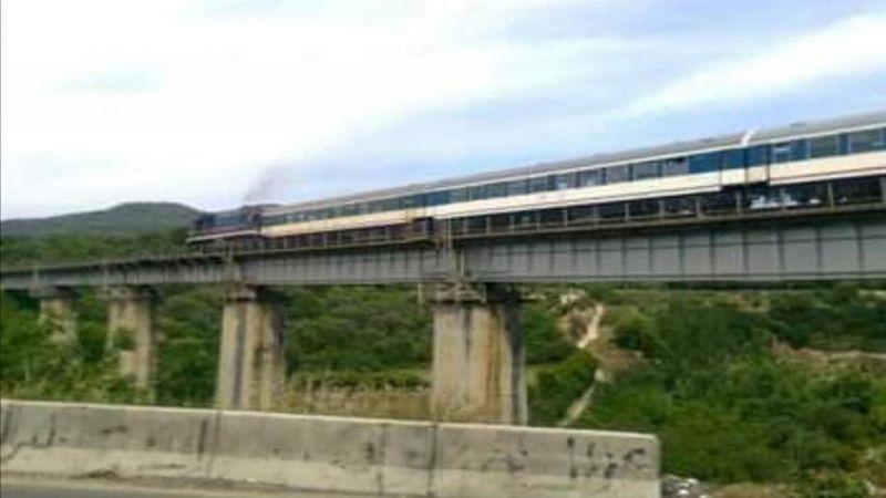 """سوريا: إرهابيون سرقوا جسر """"بداما"""" للسكك الحديدية"""