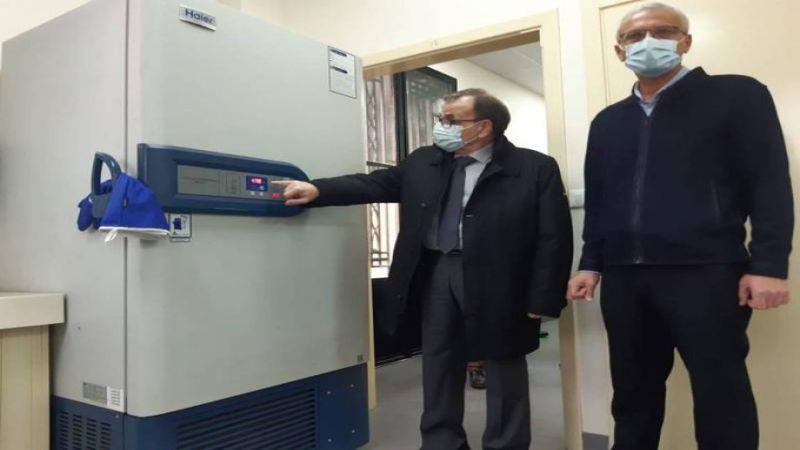 البزري: سقف المبادرة الوطنية والنوعية شرطان لمبادرات اللقاحات