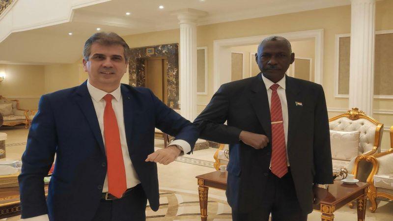 وزير الاستخبارات الصهيوني زارالخرطوم..السودان يعزز التطبيع