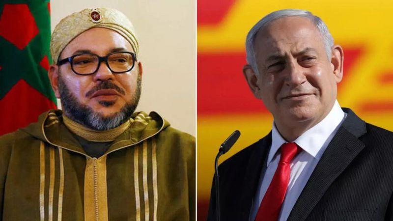 لتوظيفه في حملته الانتخابية.. نتنياهو يضغط لاتمام التطبيع مع المغرب