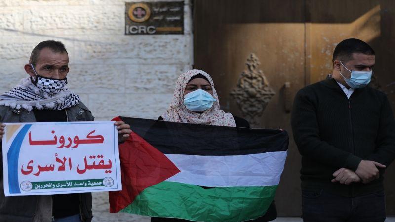 وزيرة الصحة الفلسطينية: الإحتلال الصهيوني يستخدم كورونا للتنكيل بالأسرى