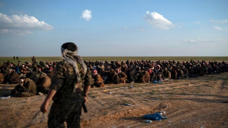 """""""داعش"""" يستعيد نشاطه الارهابي: ورقة ضغط على سوريا"""