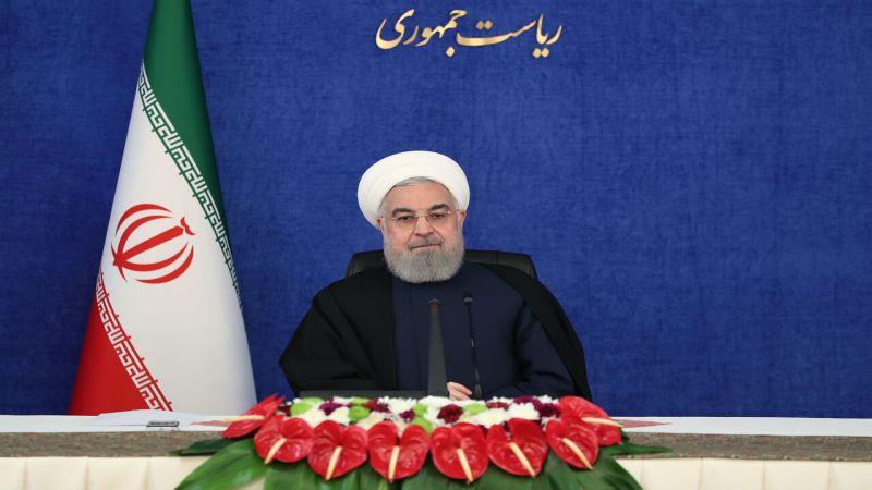 روحاني: الحرب الإقتصادية على إيران في نهايتها