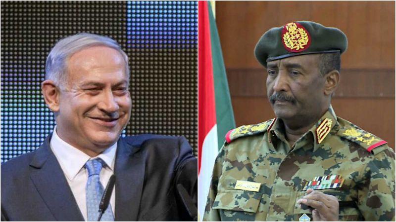 كيان العدو والسودان ينهيان اتفاق تطبيعهما خلال 3 أشهر