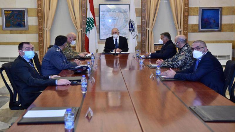 وزير الداخلية ترأس اجتماعاً أمنياً: لضرورة تعزيز التنسيق بين الأجهزة الأمنيّة حماية للمواطنين