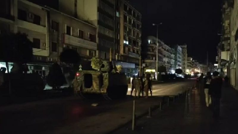 من المسؤول عن أحداث طرابلس؟