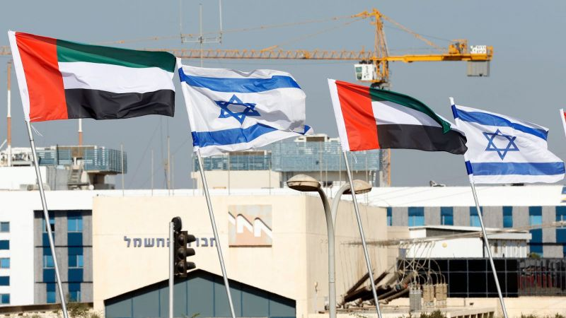 """التبادل التجاري بين دبي و""""تل أبيب"""": أرقام قياسية خلال 4 أشهر فقط!"""