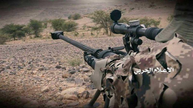 فيديو.. أبرز عمليات القنص في اليمن عام 2020