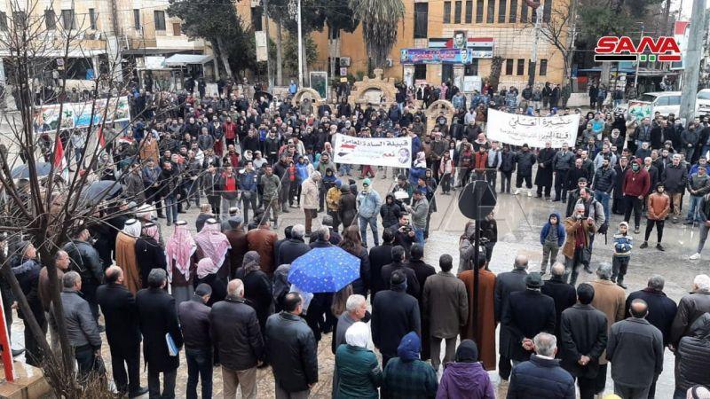 """عشائر وقبائل الحسكة: حصار ميليشيا """"قسد"""" للأهالي جريمة حرب"""