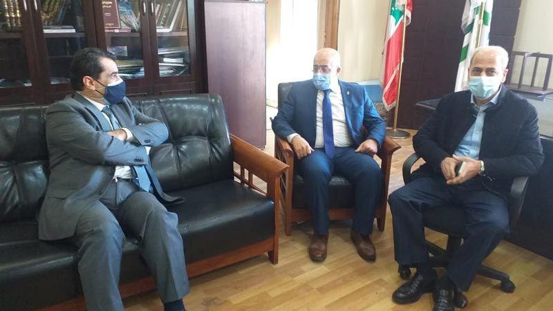 وفد من رئاسة الحكومة تفقّد الأضرار في طرابلس