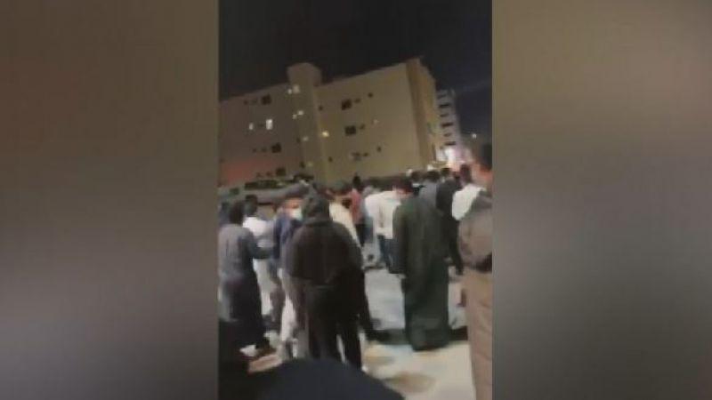 مظاهرات مطلبية في القصيم والشرطة السعودية تقمعها