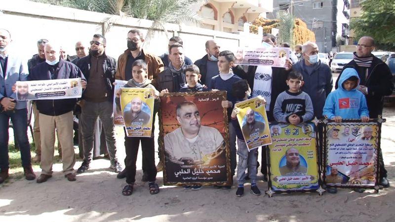 """المعتقل الفلسطيني """"محمد الحلبي"""".. 156 محاكمة دون إدانة"""