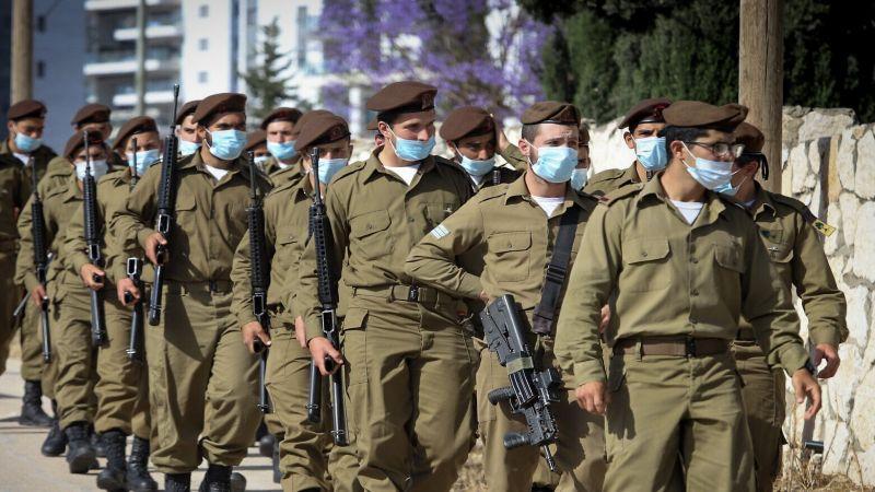 منع الإجازات في جيش الاحتلال