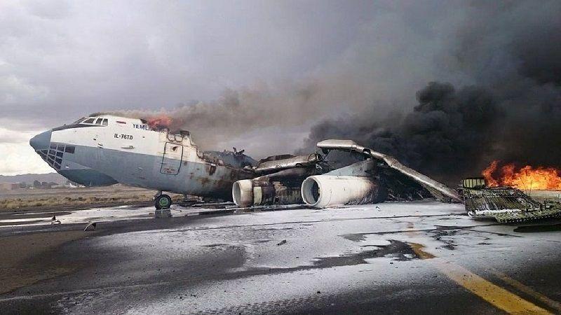 اليمن .. وفاة أكثر من 80 ألف مريض نتيجة إغلاق العدوان مطار صنعاء الدولي