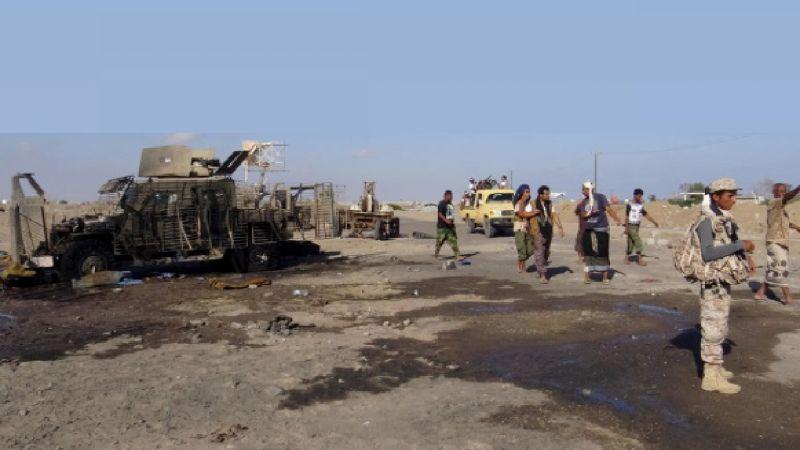 الجيش اليمني يسيطر على موقع عسكري إستراتيجي في جبهة مأرب