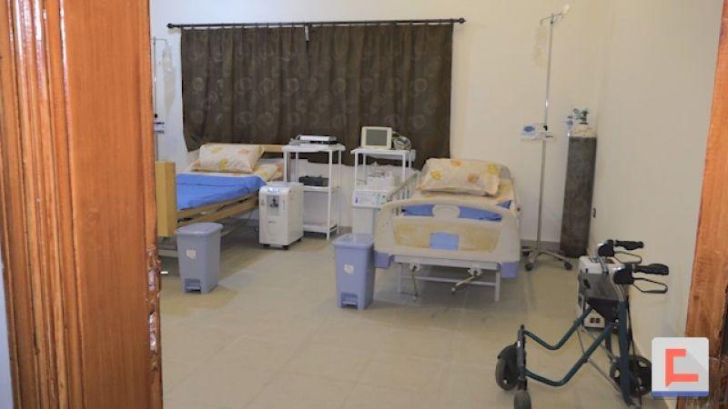 """في عيتا الشعب.. مركز متخصّص لعلاج """"كورونا"""" بجهود أهلية"""