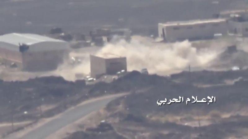 الجيش اليمني يسيطر على أكبر القواعد العسكرية التابعة لتحالف العدوان في مأرب
