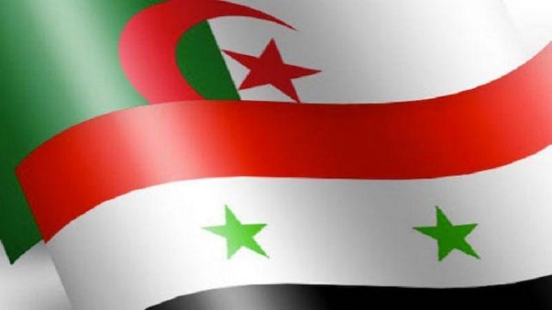 الجزائر.. موقف صامد الى جانب سوريا في زمن الخيانات العربية
