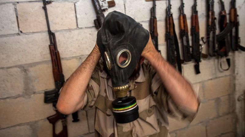 """الخوذ البيض و""""النصرة"""" يحضّرون لاستفزازات كيميائية جديدة في إدلب"""