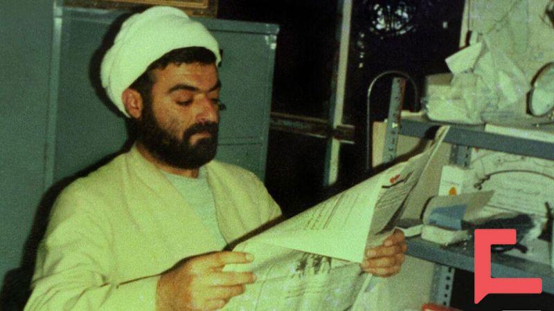 الشيخ راغب حرب: العمامة المسلّحة بالموقف