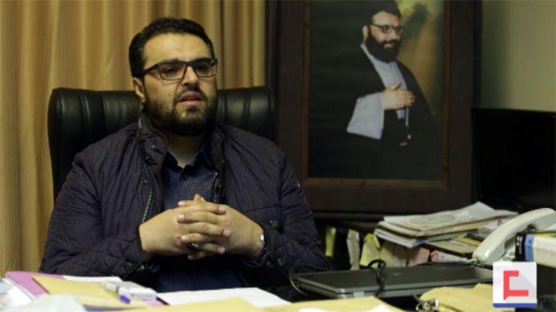 """السيد ياسر عباس الموسوي لـ""""العهد"""": لن يستطيعوا سحق المقاومة"""