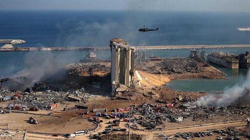 محكمة التمييز الجزائية قبلت نقل ملف تفجير مرفأ بيروت من يد صوان