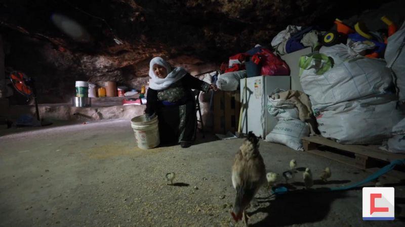 """هكذا تواجه قرية خربة """"جنبا"""" الفلسطينية مخططات الاحتلال العدوانية"""