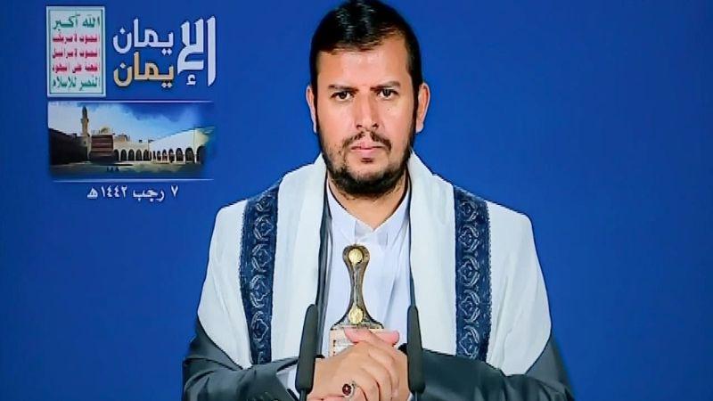 السيد الحوثي: العمليات العسكرية في كل المسارات تأتي في إطار التصدّي للعدوان