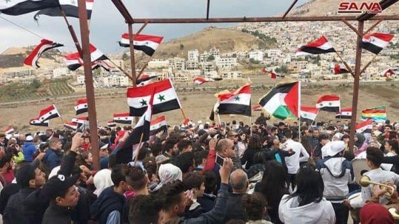 الأسيران السوريان محمد حسين وطارق العبيدان يستعيدان حريتهما