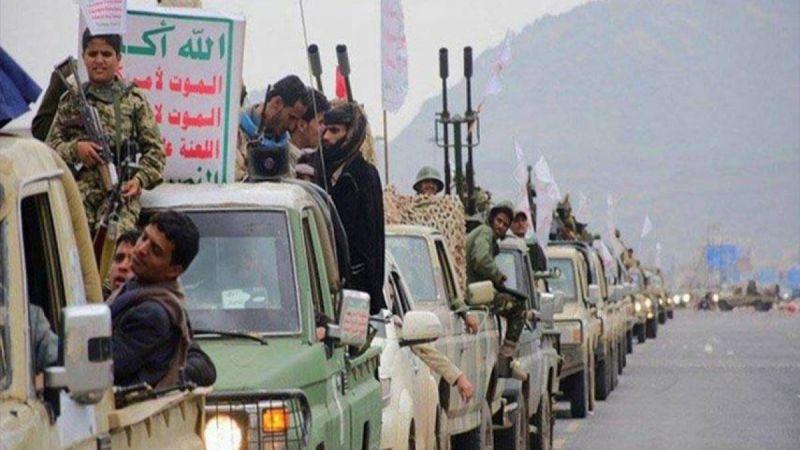 الجيش اليمني واللجان الشعبية يتقدمون نحو المنفذ الشرقي لمدينة مأرب