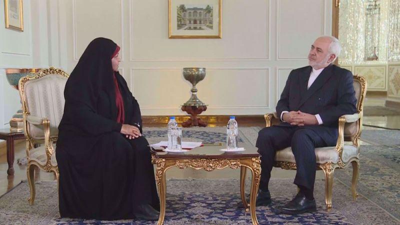 ظريف: نبدأ المحادثات عندما يفي الموقعون على الاتفاق النووي بالتزاماتهم