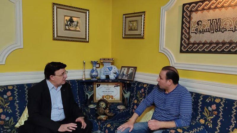 آخر سفير لسوريا في أنقرة: لا يستطيع اردوغان احتلال بلد ببناء جامعة