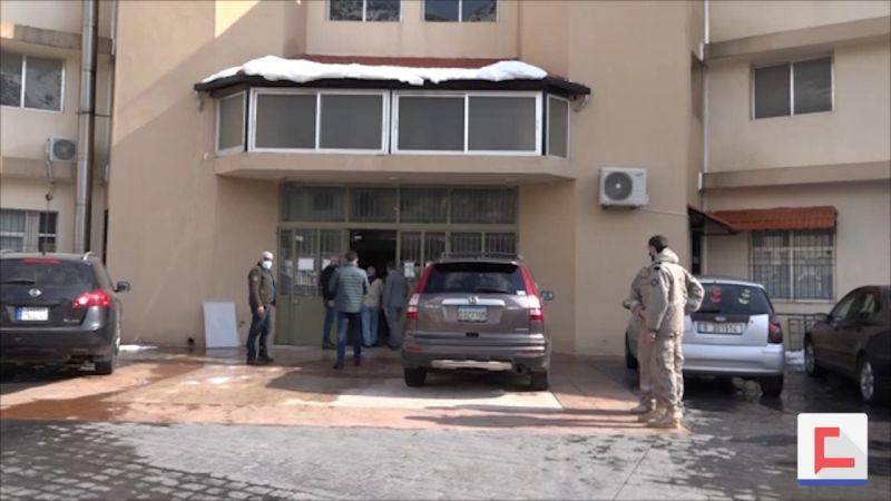 هبة بمئة مليون ليرة لمستشفى مشغرة الحكومي هدفها تغطية فروقات الطبابة عن العائلات الفقيرة