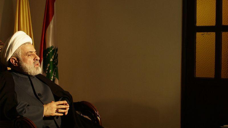 الشيخ نعيم قاسم: الراحل أنيس النقاش صاحب رؤية ثاقبة وكان واحدًا من الجنود الذين عملوا في الخفاء