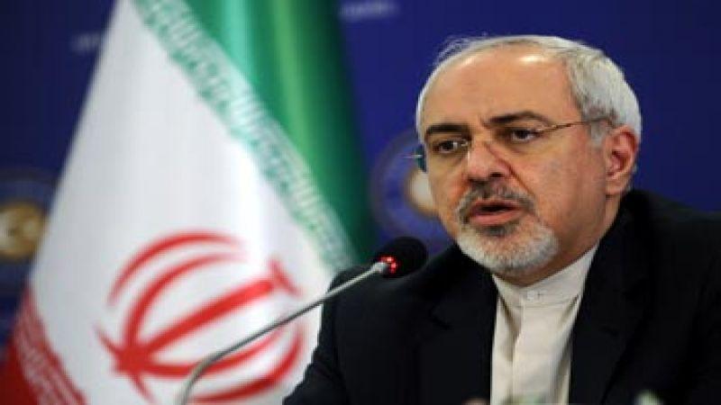 ظريف:إيران بقيت صامدةوترامب ذهب إلى مزبلة التاريخ
