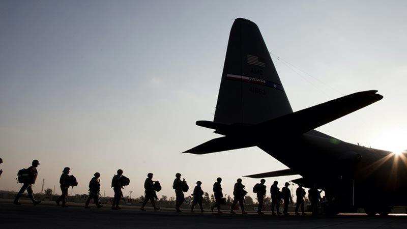 هل قرر بايدن إبقاء قواته في العراق إلى الأبد؟