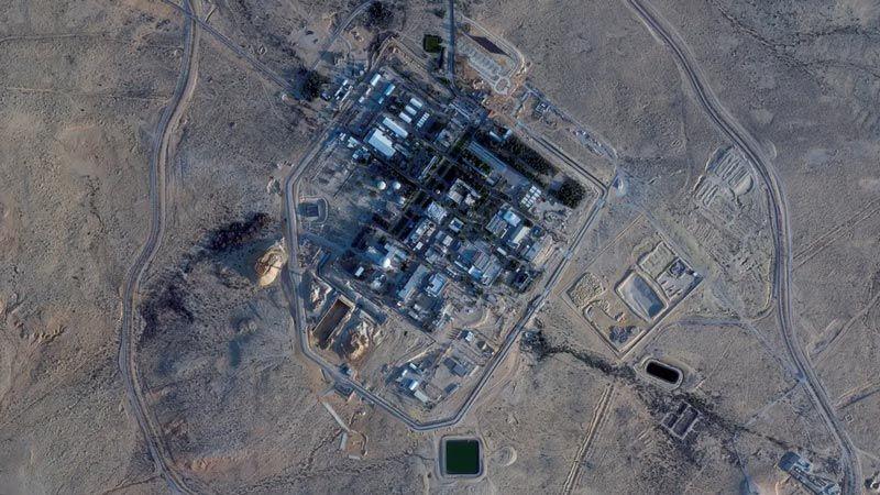 العدو يوسّع منشأة ديمونا النووية