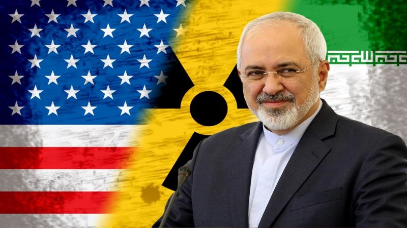ظریف لأميركا والترويكا الأوروبية: عالجوا السبب في خفض إيران إلتزاماتها النووية