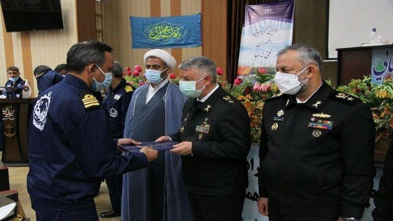 قائد سلاح البحر في الجيش الإيراني: تواجد قواتنا في المياه الدولية أفشل دسائس العدو