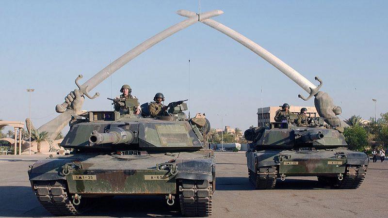 """""""داعش"""" وإهتزاز الإستقرار.. حاجة أميركية للبقاء في العراق"""