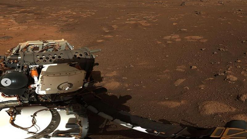صورٌ دقيقة من المريخ..
