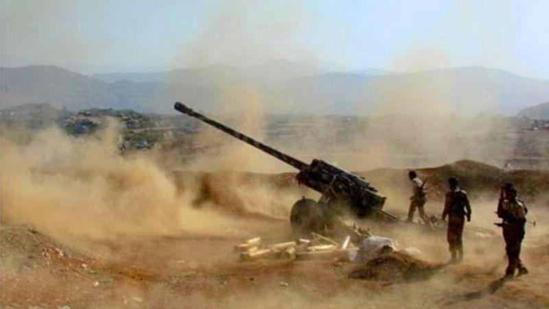 """السيطرة على جبل """"البلق القبلي"""" الإستراتيجي .. """"7 كيلو متر"""" تفصل بين الجيش اليمني ومدينة مأرب"""