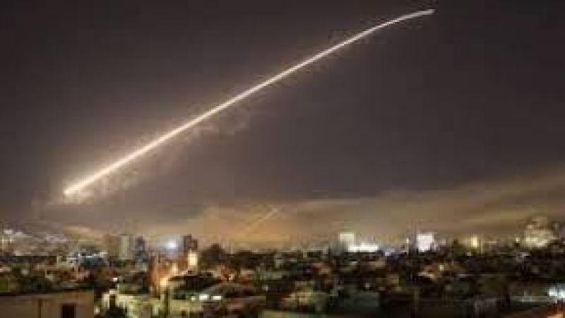الدفاعات الجوية السورية تتصدى لعدوان صهيوني فوق دمشق