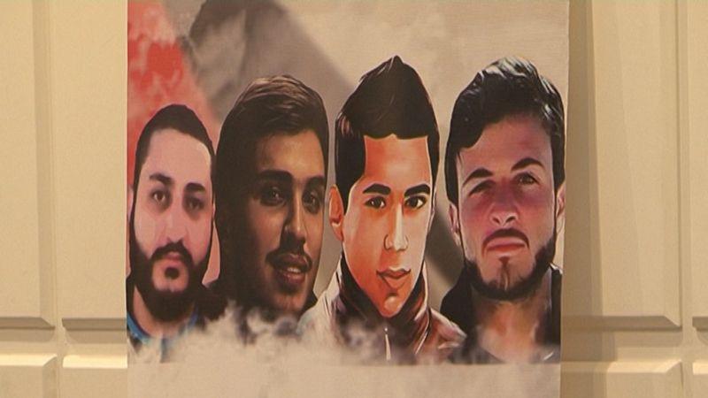 حفل تأبيني في دمشق للطلبة المجاهدين على درب فلسطين