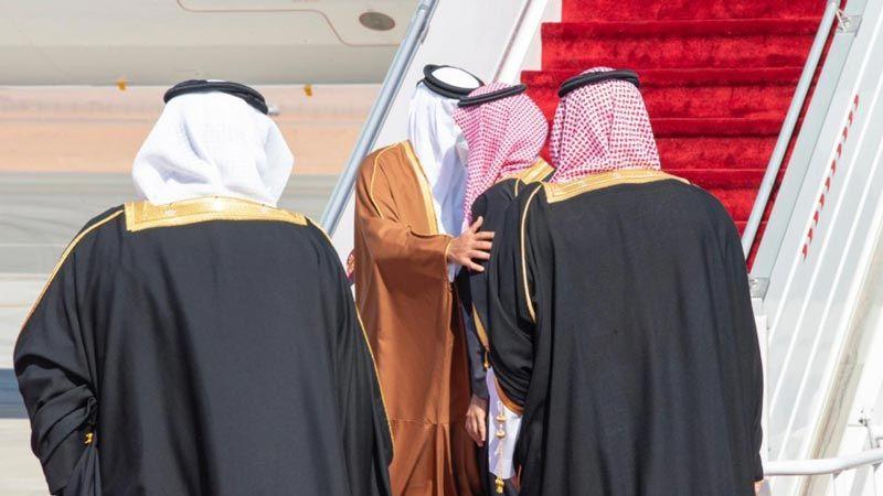 دبلوماسيون خليجيون لإعلام العدو: نؤيّد استنفاد المسار الدبلوماسي مقابل إيران