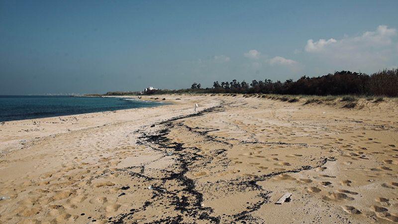 لبنان يودّع الأمم المتحدة تقريراً حول أضرار التسرب النفطي
